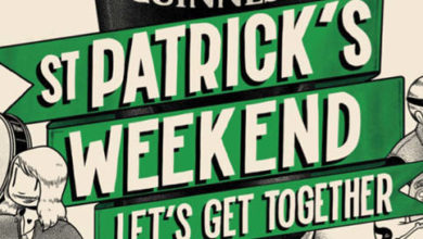 ST PATRICK'S WEEKEND