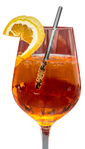 cocktail spritz pomme d'eve